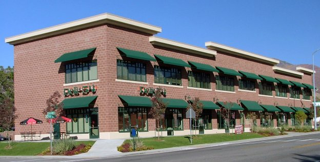 Office, Retail and Restaurant Bldg., 320 West 500 South, Bountiful, UT
