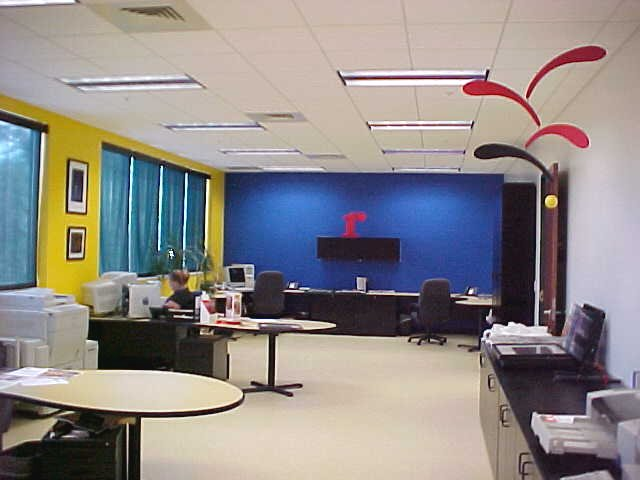 Rhodes International Inc. Art Room